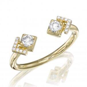 טבעת יהלומים RZ172 ליב - Liv