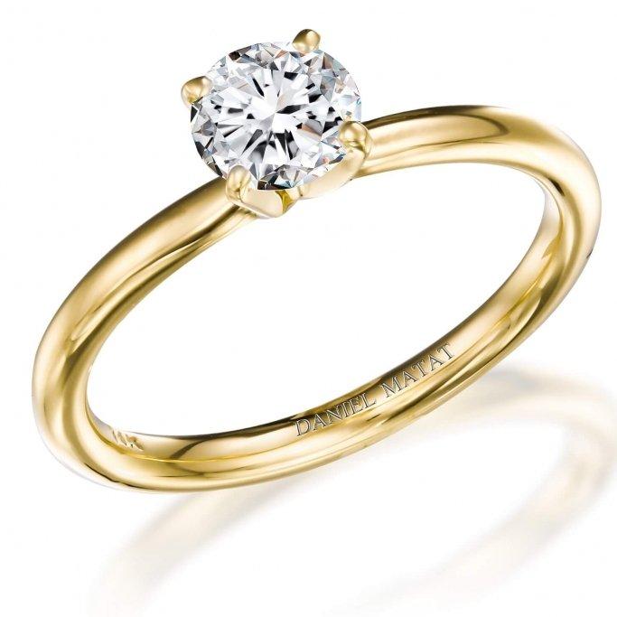 טבעת אירוסין RA220