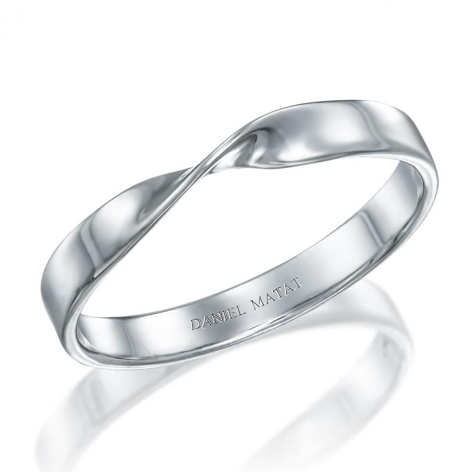 טבעת נישואין מוביס  RX54