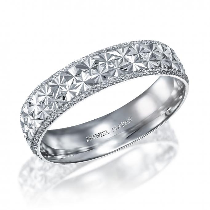 טבעת נישואין לאישה 24
