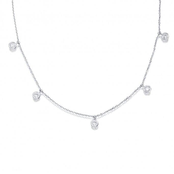 שרשרת יהלומים PH6515
