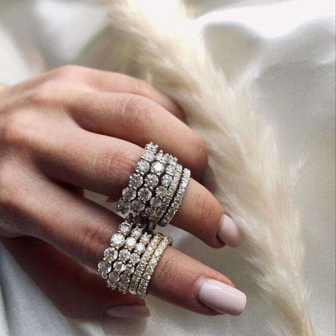 חצי נישואין יהלומים