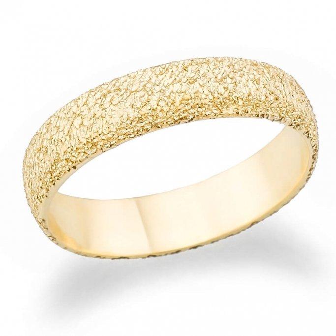 טבעת נישואין מט פטיש