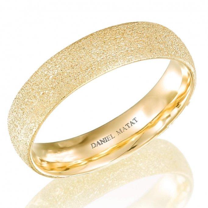 טבעת נישואין קלאסית RR9