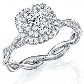 טבעת אירוסין דגם RA226T242