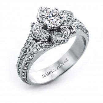 טבעת אירוסין דגם RB177