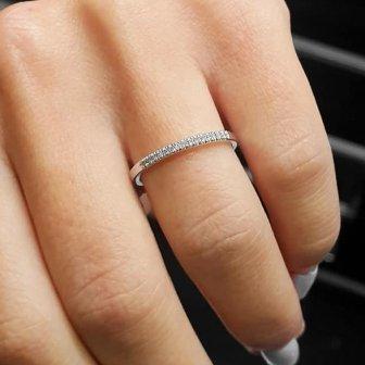 טבעת אירוסין דגם RD212