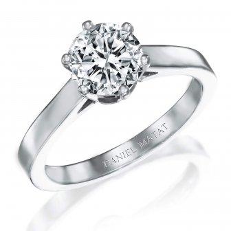 טבעת אירוסין דגם RA343