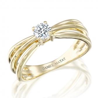 טבעת אירוסין RA369