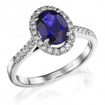 טבעת אירוסין דגם RB238SP