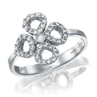 טבעת זרקונים GZ56