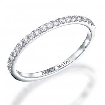 טבעת חצי נישואין RD147