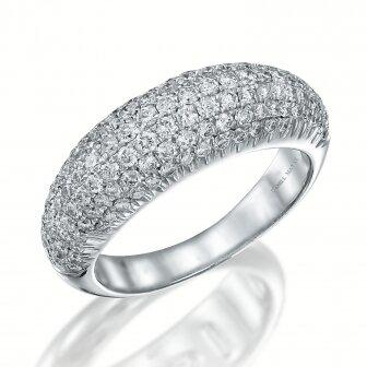 טבעת יהלומים RP547