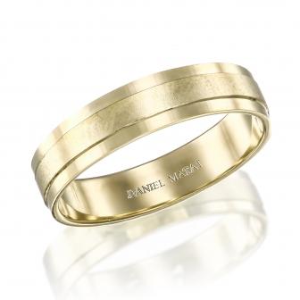 טבעת נישואין לגבר 23
