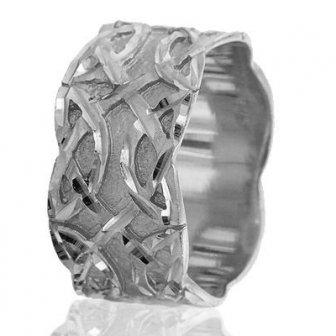 טבעת נישואין M8892