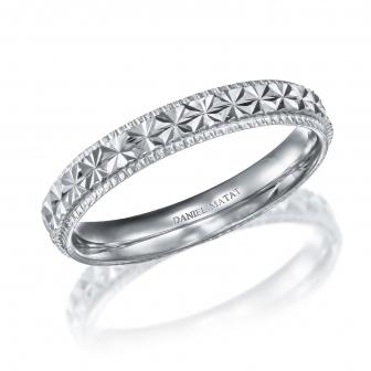 טבעת נישואין W343