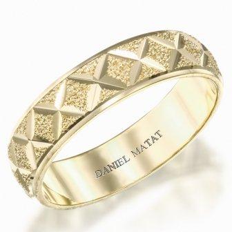 טבעת נישואין כוכבים נצנץ