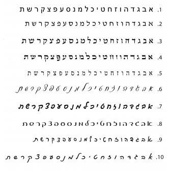 טבעת חריטה דניאל