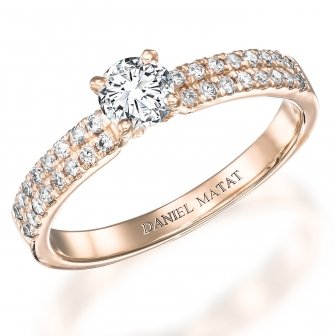 טבעת אירוסין RA305BY