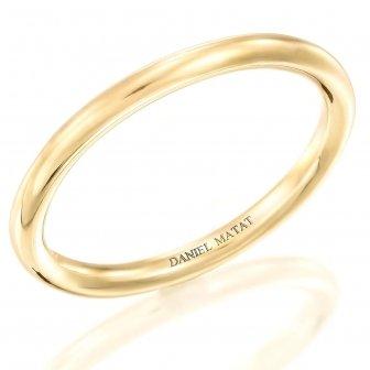 טבעת נישואין RD118