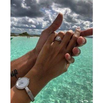 טבעת אירוסין RB221