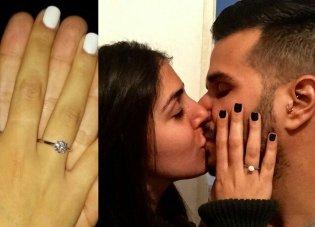רוני ואור הצעת נישואין