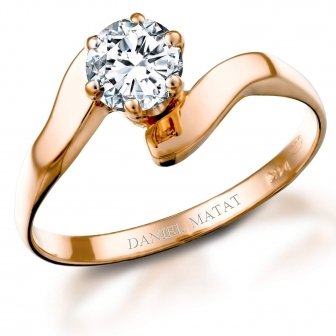 טבעת אירוסין RA15