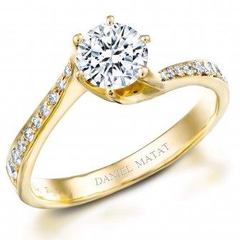 טבעת אירוסין RA292B