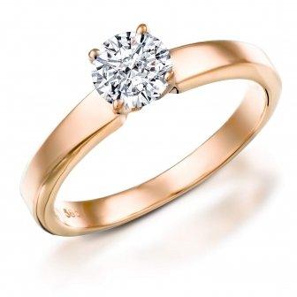 טבעת אירוסין RA305W