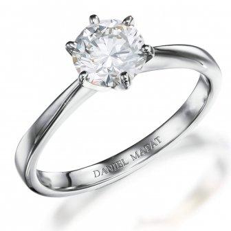 טבעת אירוסין RA156W