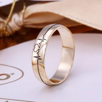 טבעת דופק פעימות לב
