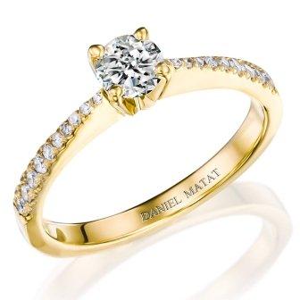 טבעת אירוסין RA400B
