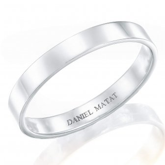 טבעת נישואין RR47