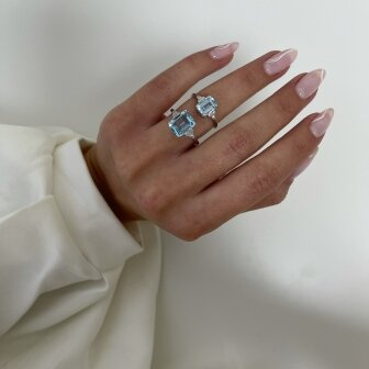 טבעת פינק בלו RB352