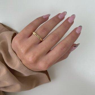 טבעת חותם עידן