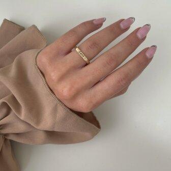 טבעת חותם ליה