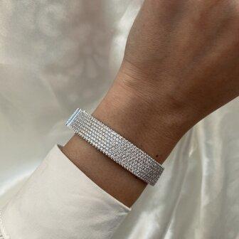 צמיד יהלומים בריטני
