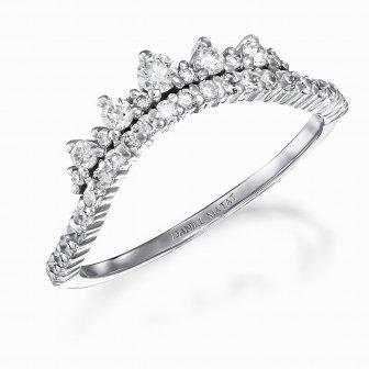 טבעת חצי נישואין LR2