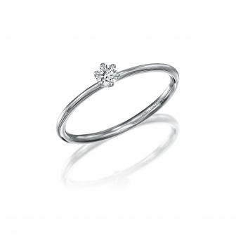 טבעת אירוסין יהלום RA457