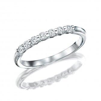 טבעת יהלומים RD201