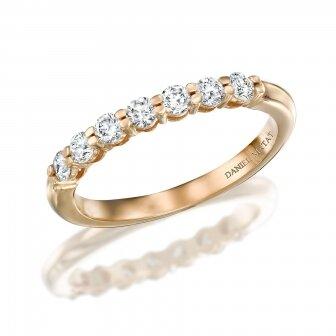 טבעת יהלומים RD203