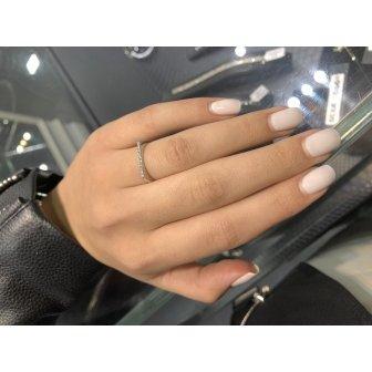 טבעת חצי נישואין RD213