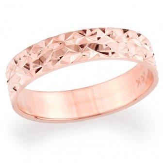 טבעת נישואין חריטה כוכבים